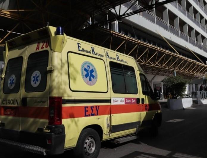 Θεσσαλονίκη: Άνδρας έσφαξε τη σύντροφό του μέσα στο διαμέρισμά της