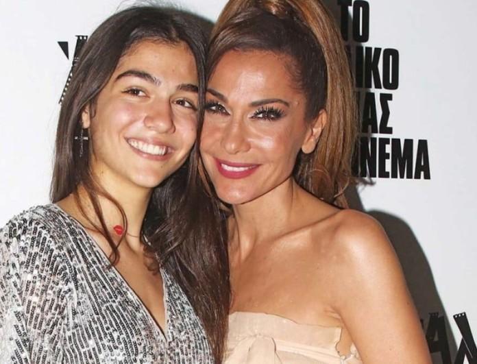 Δέσποινα Βανδή: Στο πλευρό της η κόρη της - Η ανάρτηση στο instagram και το σχόλιο της