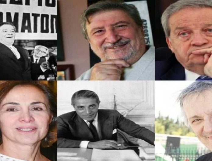 9+1 διάσημοι Έλληνες που έζησαν το χαμό των παιδιών τους με τραγικό τρόπο