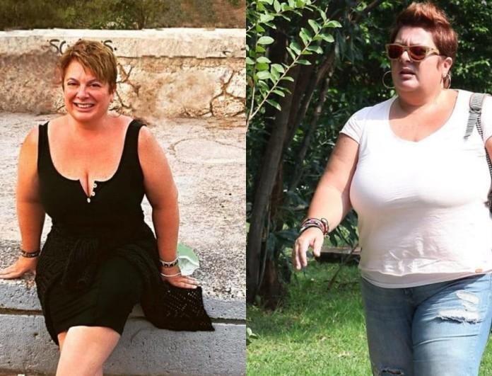 Χάσε 26 ολόκληρα κιλά σε ένα χρόνο όπως η Ελεάννα Τρυφίδου - Έμεινε μισή με τον πιο σωστό τρόπο