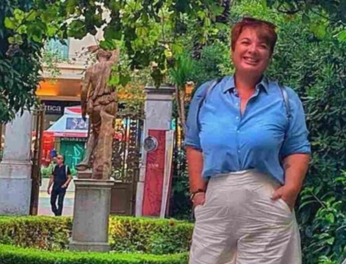 Ελεάννα Τρυφίδου: Η αρετουσάριστη φωτογραφία μετά την απώλεια κιλών
