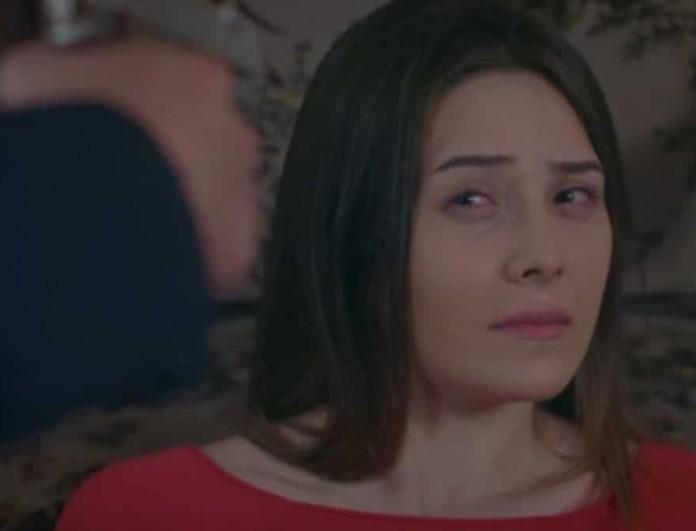 Elif: Ένα βήμα πριν τον θάνατο η Μελέκ
