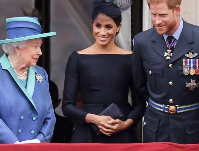 Ετοιμάζει μηνύσεις η Βασίλισσα Ελισάβετ εναντίον Μέγκαν και Χάρι