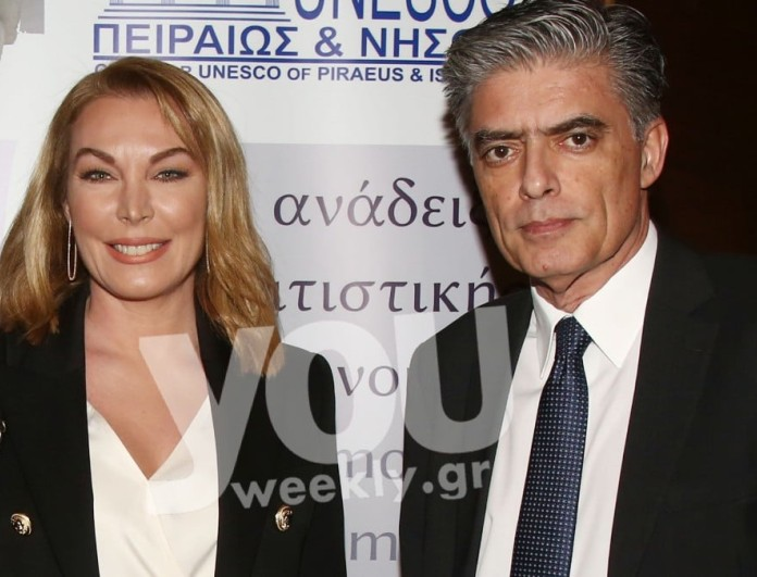 Ευχάριστα νέα για τον σύζυγο της Τατιάνας Στεφανίδου, Νίκο Ευαγγελάτο