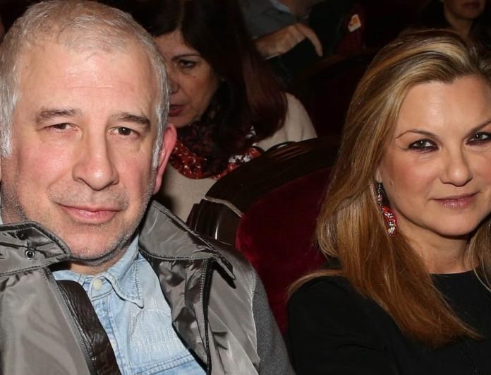 Πέτρος Φιλιππίδης: Οριστική πλέον η απόφαση της συζύγου του - Πότε εγκαταλείπει την Ελλάδα