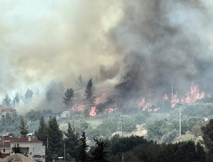 Φωτιές: Πατέρας δύο παιδιών ο εθελοντής που έχασε την ζωή του στην Ιπποκράτειο Πολιτεία