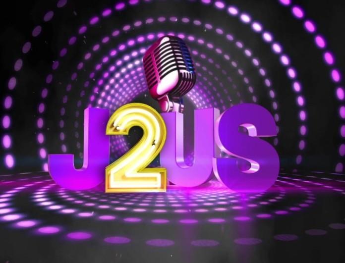J2US: Τα πρώτα στιγμιότυπα από τα παρασκήνια - Ο Κοκλώνης το ρίξε στο τραγούδι