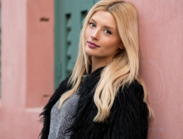 Κωνσταντίνα Κομμάτα: Η τρυφερή ανάρτηση με την κορούλα της