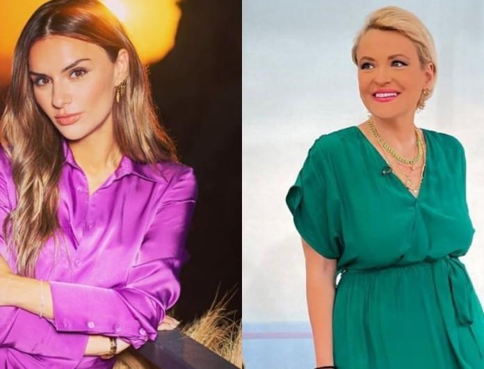 Ο πραγματικός λόγος που αποχώρησε από την εκπομπή της Τσολάκη η Tζωρτζέλα Κόσιαβα