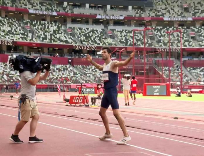 Μίλτος Τέντογλου: Το μυθικό άλμα που τον έκανε χρυσό Ολυμπιονίκη