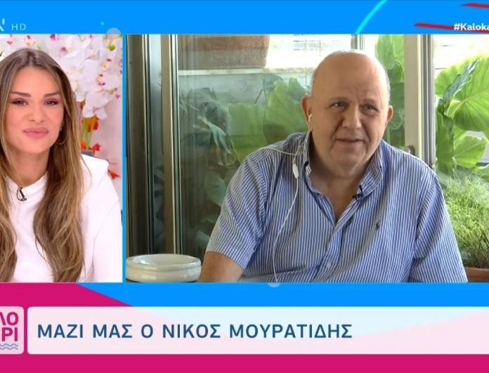 Απίστευτο «καρφί» από τον Νίκο Μουρατίδη -  «Οι κριτικές επιτροπές στα talent shows είναι