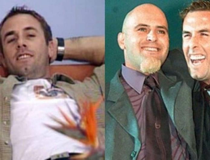 Αγνώριστος 20 χρόνια μετά το Big Brother ο Πρόδρομος - Η ανάρτηση μαζί με τον Ντάνο
