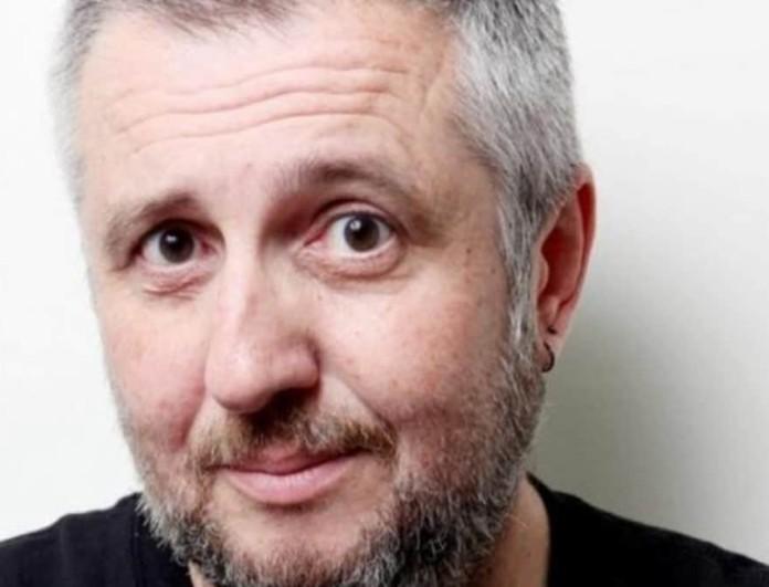 Στάθης Παναγιωτόπουλος: «Μόλις διαγνώστηκα θετικός στον κορωνοϊό...»