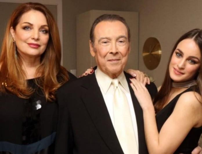 Μαρία Βοσκοπούλου: Χαμογελά ξανά μετά τον θάνατο του πατέρα της, Τόλη