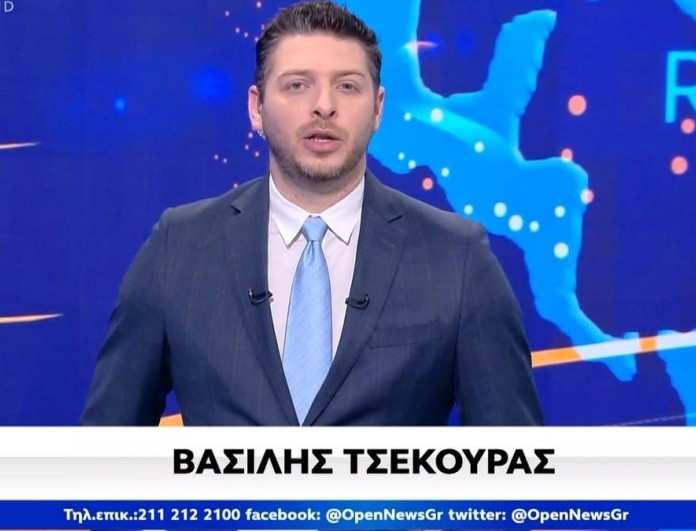 Ώρα Ελλάδος: Επέστρεψε στην εκπομπή ο Βασίλης Τσεκούρας μετά την απώλεια του πατέρα του