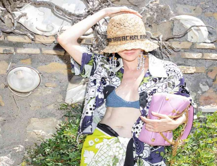 Μαγιό με κιμονό