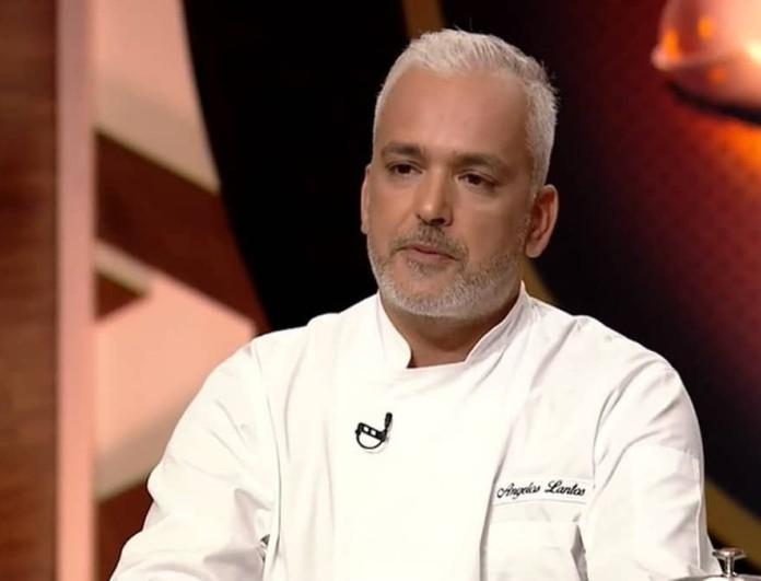 Game of Chefs: Συγκίνησε η ιστορία του παίκτη για την δολοφονία του πατέρα του