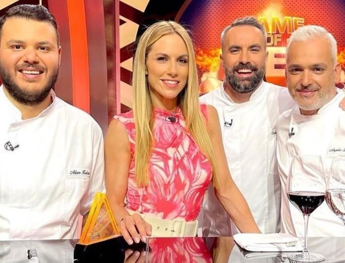 Καταστροφή το Game of Chefs για τον ΑΝΤ1 - Αυτά είναι τα νούμερα τηλεθέασης της χθεσινής 13/9 πρεμιέρας