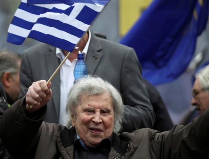 Μίκης Θεοδωράκης: Διαφωνίες για τον τόπο ταφής του
