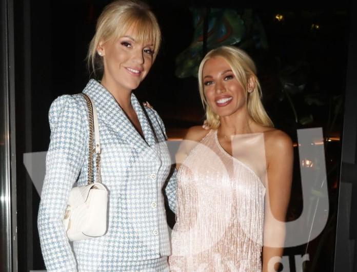 Με παπούτσι Zara στα γενέθλια της Κωνσταντίνας Σπυροπούλου η Σάσα Σταμάτη - Κοστίζει μόνο 50 ευρώ