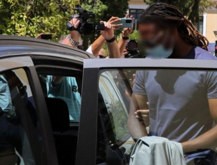 Ελεύθερος με εγγύηση 10.000 ευρώ ο γνωστός ποδοσφαιριστής