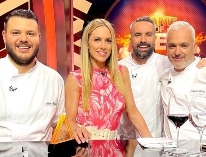 Game of Chefs - highlights πρεμιέρας: Η είσοδος κριτών - παρουσιάστριας και... τα ευτράπελα