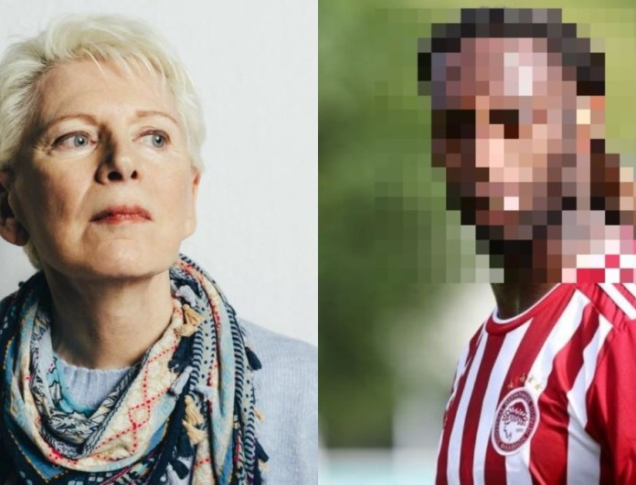 «Κόλαφος» η Έλενα Ακρίτα για τον ποδοσφαιριστή - «Για να τελειώνουμε...»