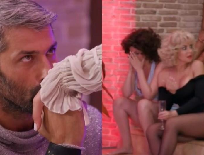The Bachelor 2 - Ο Αλέξης φίλησε την Άννα και η Φαίη τα διέλυσε όλα