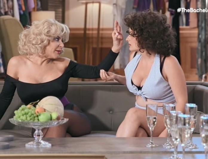 The Bachelor 2: Πλακώθηκαν Αθηνά και Φαίη - «Δεν σου κόβει καθόλου»