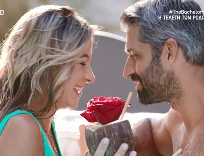 The Bachelor 2: Ξετρελάθηκε ο Αλέξης Παππάς με την Ιωάννα - Ήρθαν πιο κοντά από ποτέ
