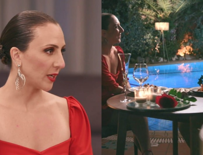 The Bachelor 2: Απογοητευμένη η Άντρεα - Βγήκε ατομικό ραντεβού με τον Αλέξη αλλά δεν πήρε τριαντάφυλλο