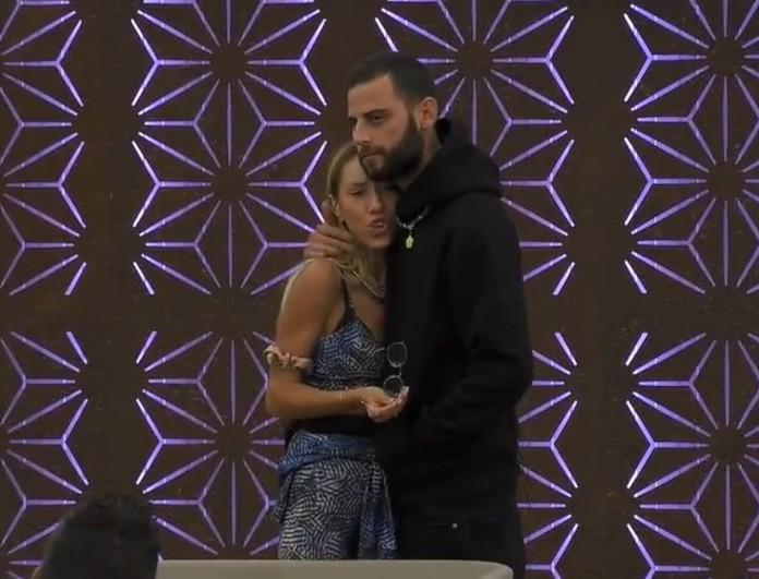 Big Brother 2: Πήρε το μέρος της Μαίρης ο Νίκος - «Όταν αρχίζω και βλέπω κλάματα...»