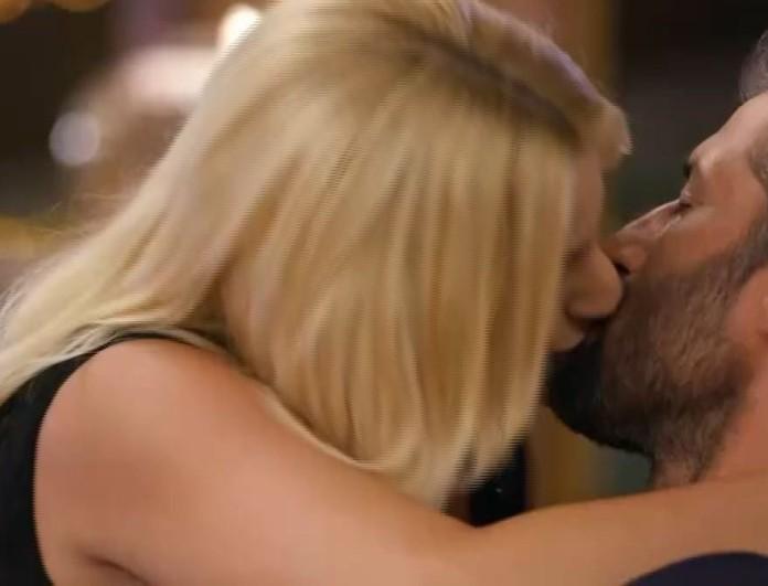 The Bachelor 2: Το παθιασμένο φιλί της Έλενας και του Αλέξη Παππά