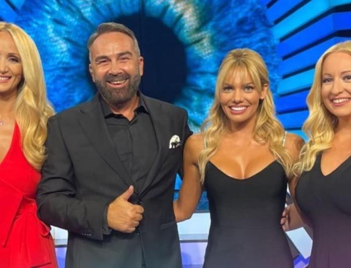 Big Brother: Πώς τα πήγαν σε τηλεθέαση στο πρώτο live Γκουντάρας - Κάκκαβα;