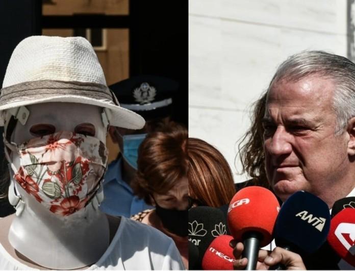 Επίθεση με βιτριόλι: Τι αποκάλυψαν οι ψυχολόγοι για την απουσία της κατηγορούμενης από τη δίκη