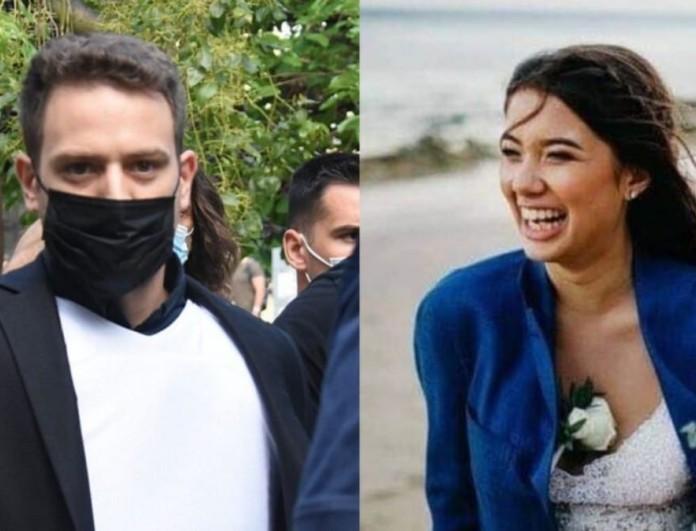 Συζυγοκτονία στα Γλυκά Νερά: Ντύθηκε γαμπρός 4 μήνες μετά την δολοφονία της Καρολάιν