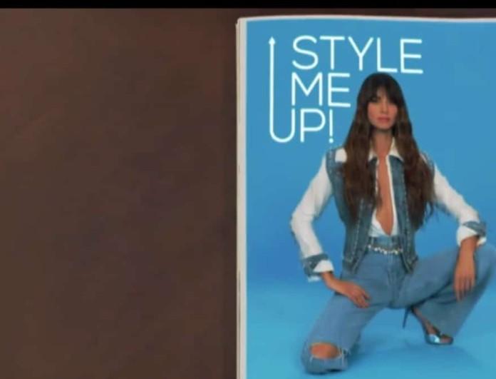 Ηλιάνα Παπαγεωργίου: Η επίσημη ανακοίνωση του Alpha για το Style Me Up