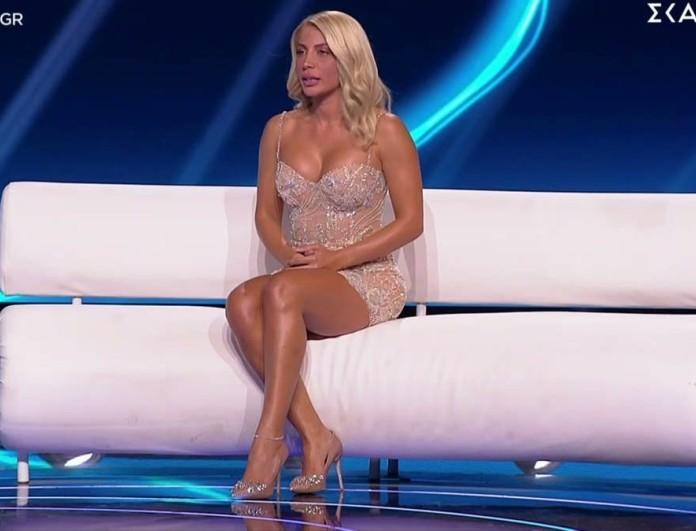Big Brother 2: Καλεσμένη στο αποψινό live η Σοφία Δανέζη - Υπέρλαμπρη με το φόρεμα της
