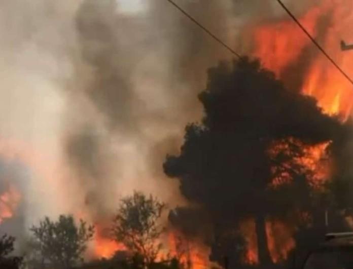 Φωτιά στη Βαρυμπόμπη: Πέθανε εγκαυματίας μετά από 38 ημέρες νοσηλείας