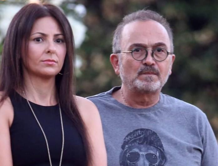 Σταμάτης Γονίδης - Κατερίνα Κουργιουξίδου: Βαφτίζουν την κόρη τους