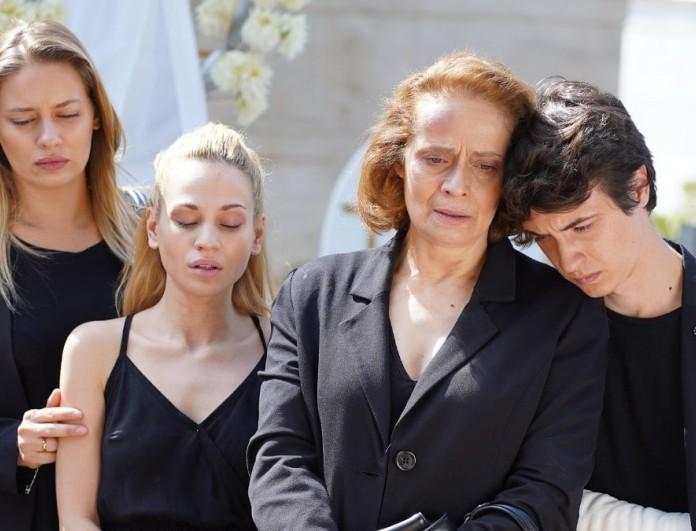 Ήλιος: Ο θάνατος του Φίλιππου σπέρνει το θρήνο και φέρνει στην επιφάνεια μυστικά