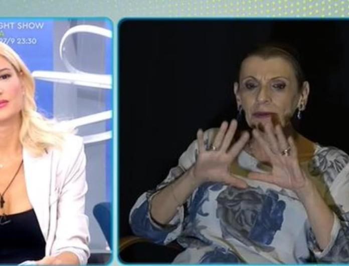 Μαρία Κανελλοπούλου για Πέτρο Φιλιππίδη: «Δεν θεωρώ ότι πρέπει να δικάζονται μαζί και άνθρωποι που δεν έφτιαξαν»