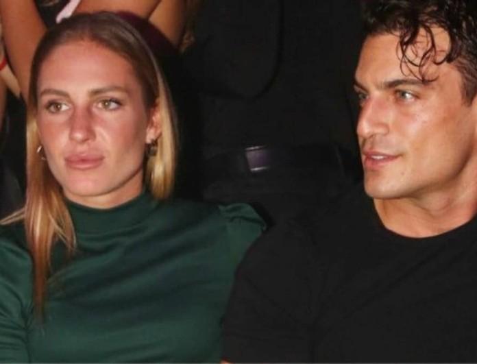 Πιο ερωτευμένοι από ποτέ μετά την επανασύνδεση η Κατερίνα Δαλάκα και ο Δημήτρης Φιντιρίκος