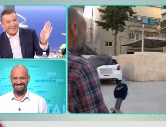 Άφωνοι όλοι στο Πρωινό με τον Γιώργο Λιάγκα - «Έχω κάνει τρεις μαλ…ες στην τηλεόραση»