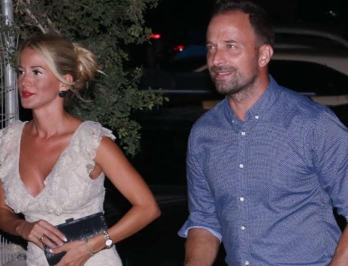 Παντρεύεται ο Γιώργος Λιανός και η Κωνσταντίνα Καραλέξη;