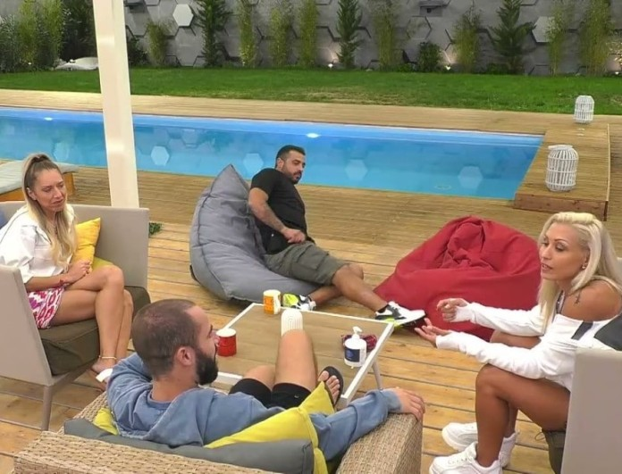 Big Brother 2: Η αναπάντεχη φιλία στο σπίτι του μεγάλου αδελφού