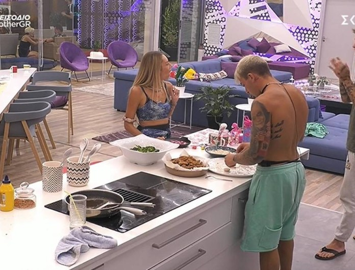 Big Brother 2: Χαμός ανάμεσα σε Μαίρη και Στηβ - «Αυτό που κάνεις δεν με τρομάζει»