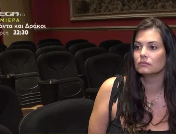 Μαρία Κορινθίου για κίνημα #metoo: «Όταν τα έλεγα πριν χρόνια, ήμουν το μαύρο πρόβατο»