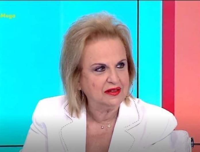 Ματίνα Παγώνη: «Να κάνουν το εμβόλιο και τα παιδιά του δημοτικού»