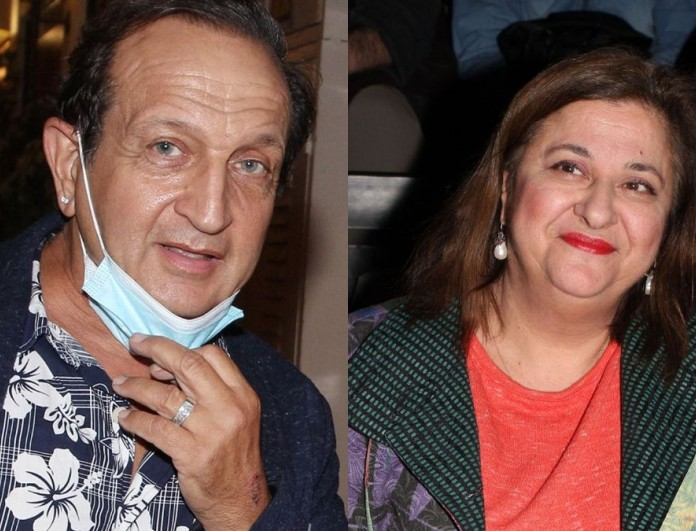 Συναντήθηκε με την Ελισάβετ Κωνσταντινίδου μετά τον σάλο ο Σπύρος Μπιμπίλας